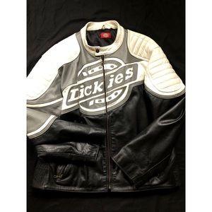 Vintage Dickies Leather Jacket